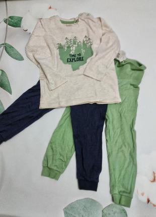 Комплект штаны реглан lupilu
