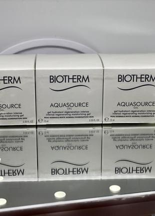 Крем увлажняющий biotherm acquasource