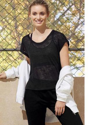 Спортивная футболка женская трикотаж crivit германия