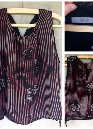 Брендовая блуза marks spencer🌹🌿