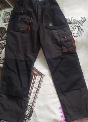 Рабочие штаны спец.штаны женские мужские штаны для рыбалки охоты работы дома на складе