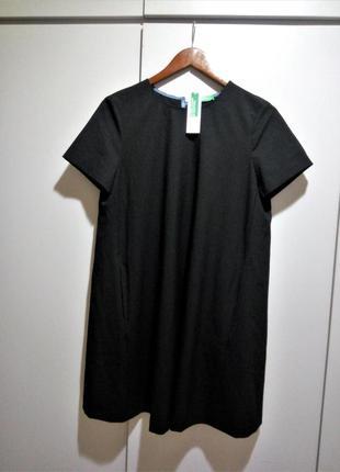 M р стильное платье, benetton