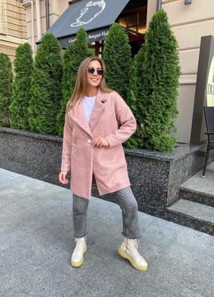 Трендовое пальто, 3 цвета