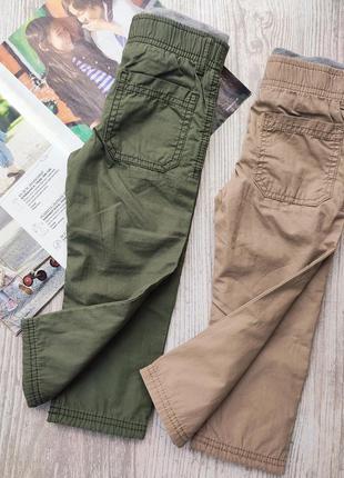 Брюки на подкладке, штаны (цена за 1шт)