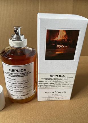 Maison margiela replica by the fireplace 100ml