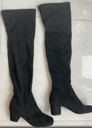 Суперские ботфорты(чулки)итальянского бренда spazio moda( оригинал)