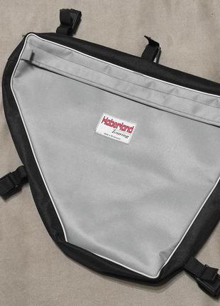Сумка велосипедная велосумка сумка под раму haberland