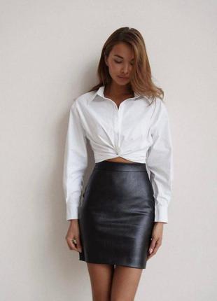 Рубашка + юбка
