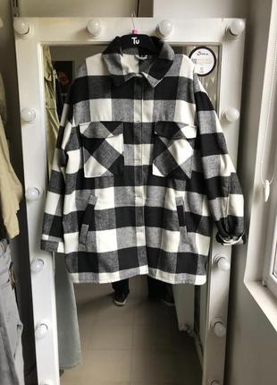 Рубашка -пальто хл