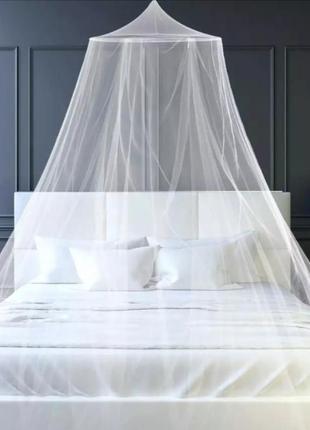 Штора от насекомых москитка на кровать,гамак