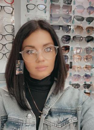 Очки для работы за компьютером имиджевые оправа