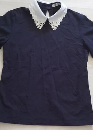 Нарядная блузка школьная