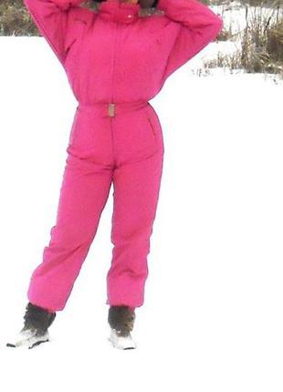 Суперовый лыжный комбинезон