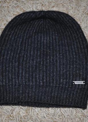 Зимняя шапка autograph
