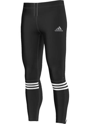Лосины adidas response mens long running tights
