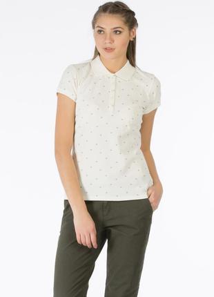 Женская футболка поло colin's