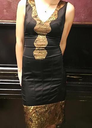 Утонченное платье от balizza 36 размера