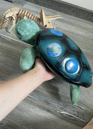 Ночник игрушка детский черепашка