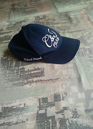 Италия кепка, бейсболка женская colors& friends1956.уневерсальная.