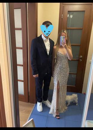 Продам платье от jovani дёшево, surry hills dress, выпускное, свадебное, вечернее