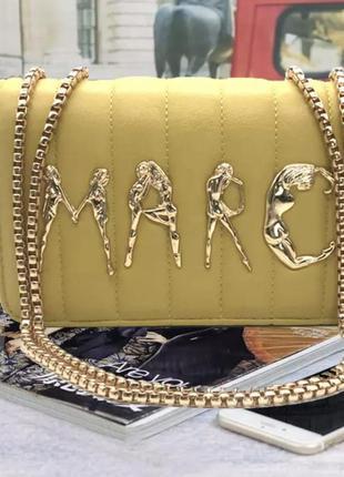 Крутая сумка клатч marc jacobs