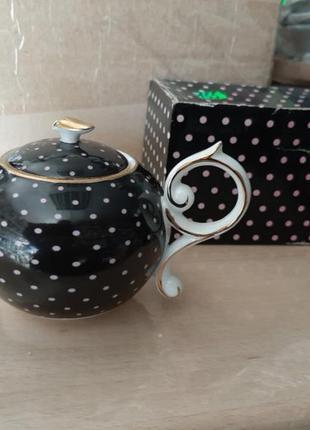 Чайничек фарфор для заварки чая