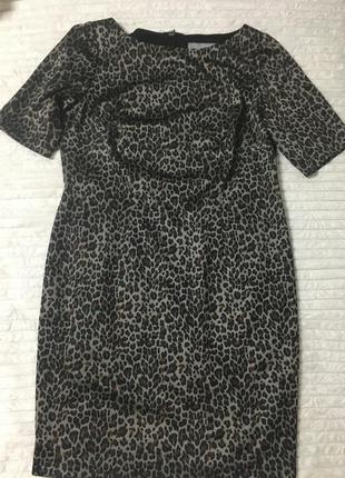 Платье принт р16 качество 💣 💥