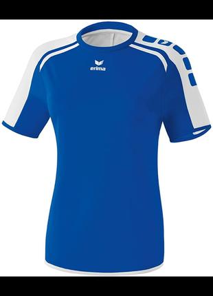Джерси , футболка erima zenari 2.0 new royal / белый  женская фирмы erima артикул:613537.