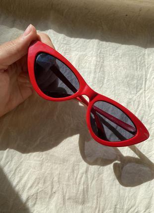 Сонцезахисні ретро окуляри