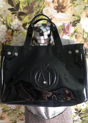 Большая сумка armani