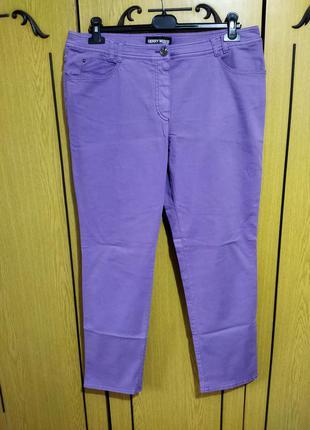 Брюки катоновые, джинсы стрейчевые