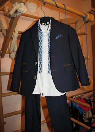 Школьная форма west fashion + вышиванка
