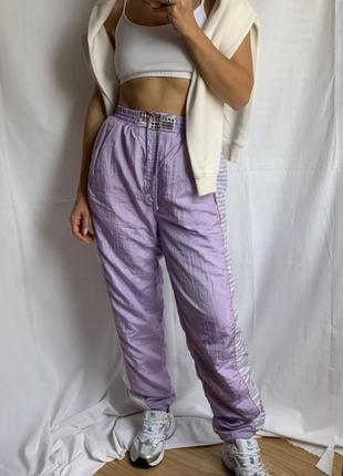 Винтажные спортивные штаны