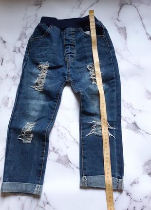 Джинси дитячі, джинсові штани