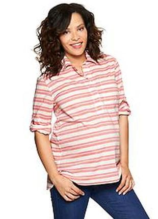 Стильная рубашка gap для беременных