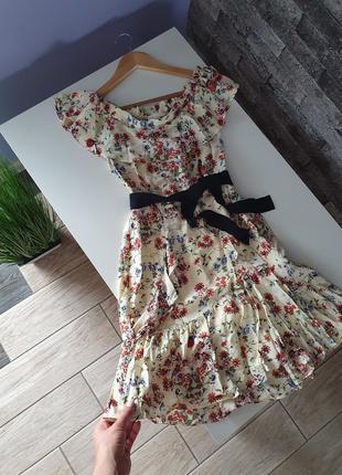 Платье maje france натуральный шёлк ( sandro *maxmara