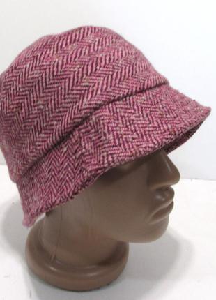 Шапка h&m розовая, 56-57, розовая, отл сост!