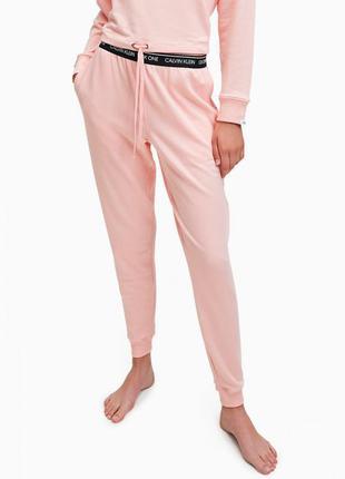 Светло-розовые спортивные джоггеры брюки оригинал