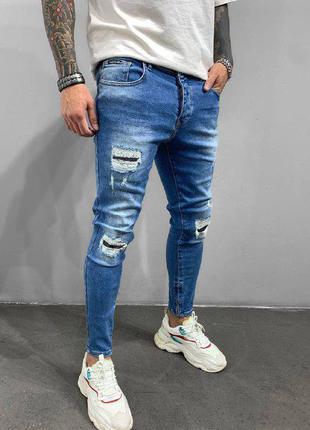 Под джинсы