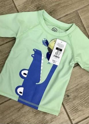Купальная футболка фирменная