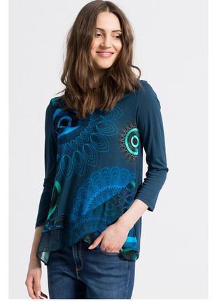 356. блуза из коллекции desigual