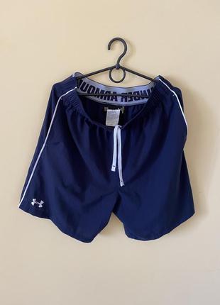 Оригинальные шорты under armour