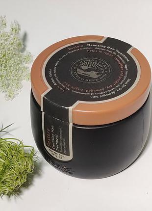 Tweak'd by nature dhatelo restore cleansing hair treatment  очищуюча процедура для волосся.