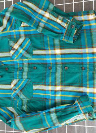 Рубашка для мальчика, рост 140-146см