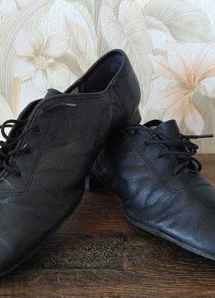 Туфли для танцев. стандарт. 23,5-24см