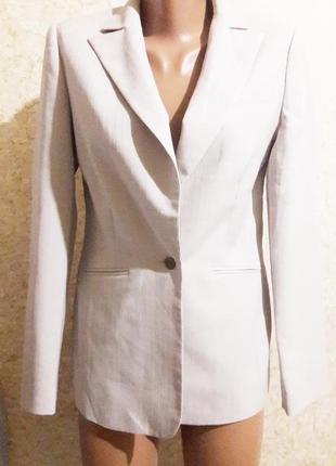 Торг! удлиненный стильный пиджак на подкладке