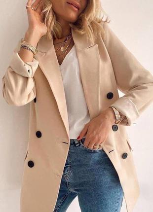 Пиджак на подкладе 4 цвета распродажа летняя
