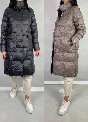 Натуральный  пуховик одеяло пуховое пальто пух
