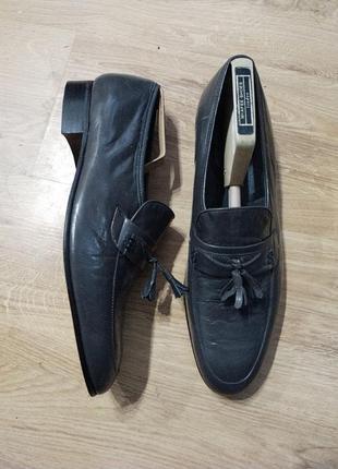 Туфли лоферы  от bandro's 11 uk  испания