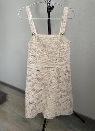 Платье maje 40р